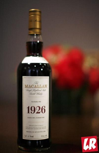 фишки дня - 18 мая, день виски, самый дорогой виски