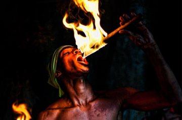 фишки дня, праздник огней Куба