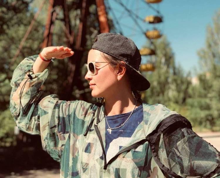 сериал Чернобыль, Припять, колесо обозрения, кино