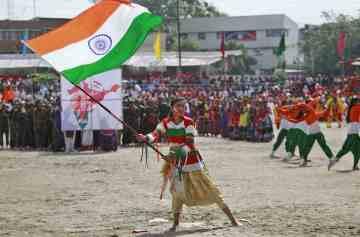 фишки дня, день независимости Индии
