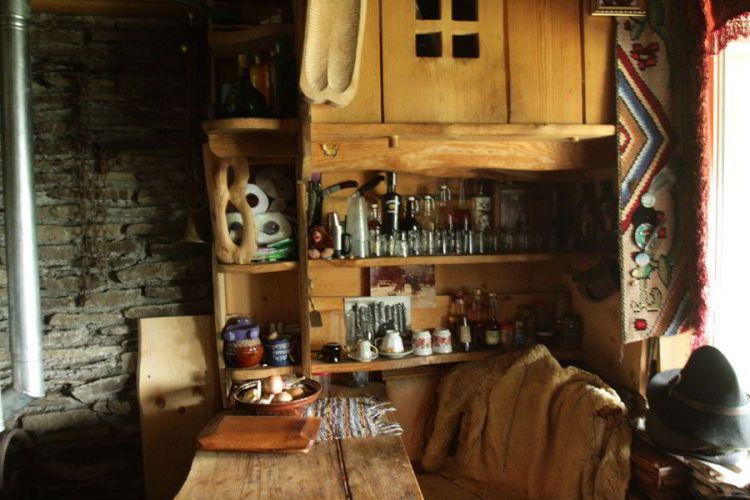 карпаты, яворник, хранитель горы, Янко Деревляный, кухня, домик в горах