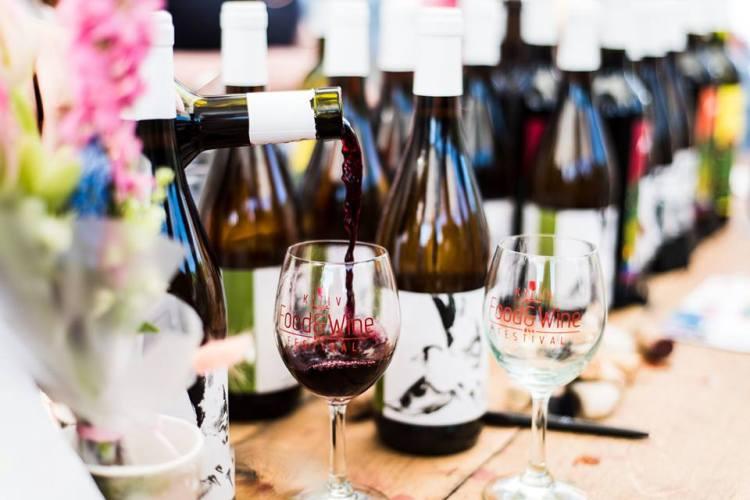 Kyiv Food and Wine Festival, фестиваль вина, Киев