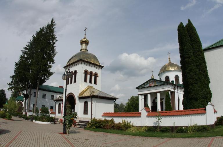 Яблочинский монастырь, спецпроект тайны монастырей