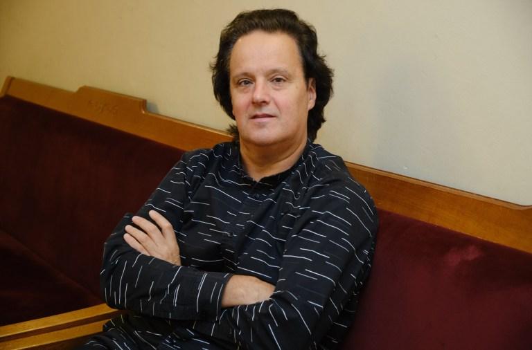Хобарт Эрл, дирижер, музыкант, Национальная опера Украины, интервью, Liferead, портрет
