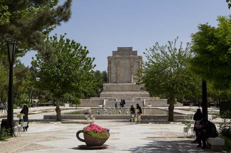 фишки дня - 18 сентября, мавзолей Фирдоуси
