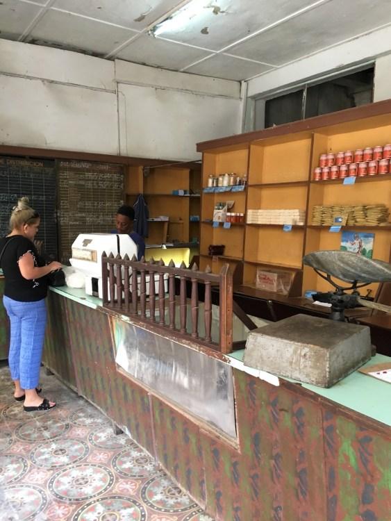 Куба, репортаж, остров несвободы, пустые полки