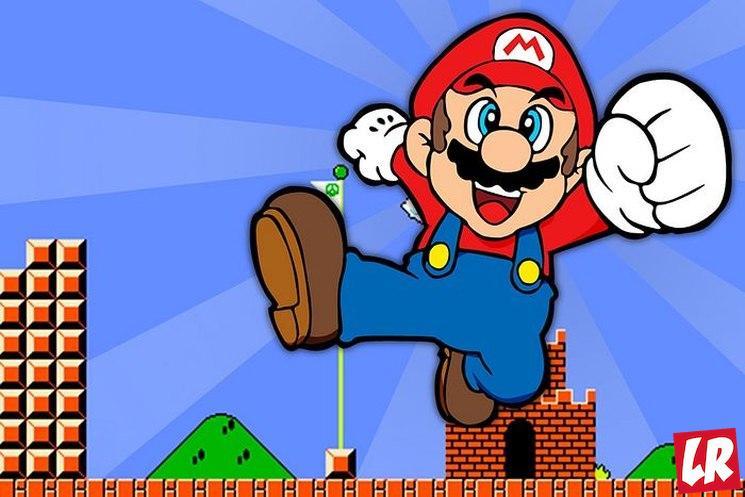фишки дня - 12 сентября, день видеоигр, Марио