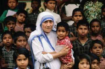 фишки дня, День канонизации матери Терезы