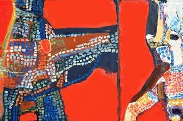 выставка Анны Криволап, картина