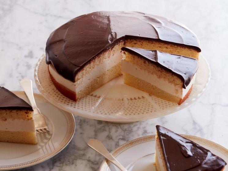 фишки дня, бостонский торт
