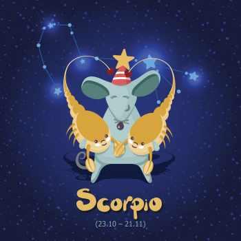 Гороскоп на неделю до 13 декабря 2020, Скорпион, сегодня
