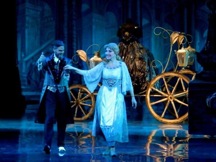 Золушка, швачка, театр, опера