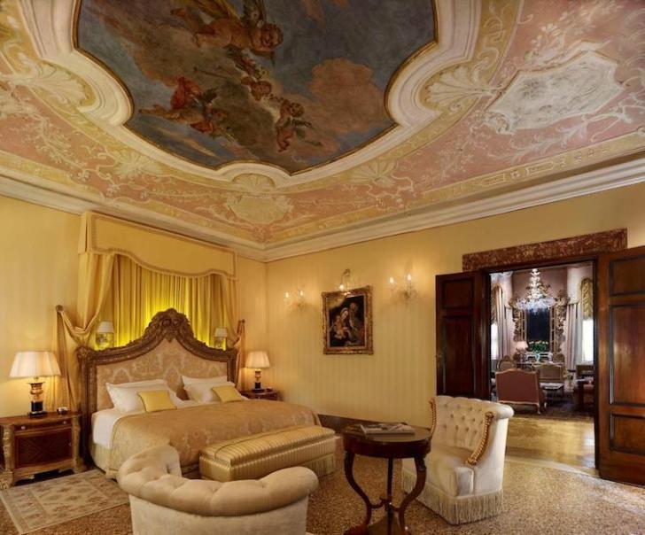 Венеция, Италия, гостиница, отель в центре, Hotel Danieli, a Luxury Collection Hotel