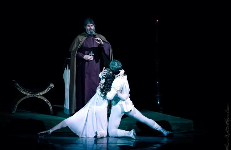 Ромео и Джульетта, балет, Киев, Украина