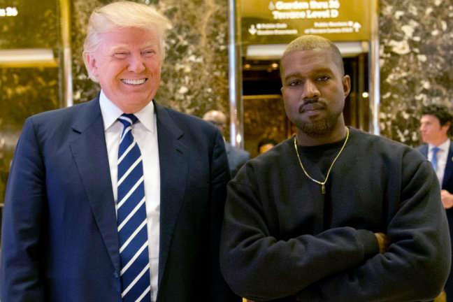 хіп-хоп, трамп, канье вест