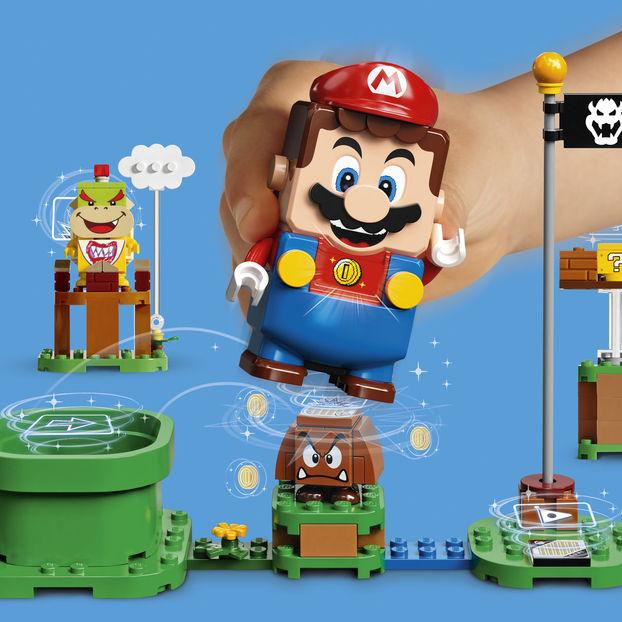 Super Mario, Марио, Лего, Lego