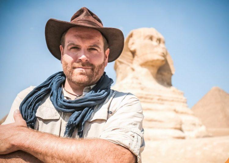 Невідома експедиція, Discovery Channel, Єгипет, сфінкс
