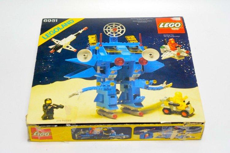 набор LEGO 6951, космос
