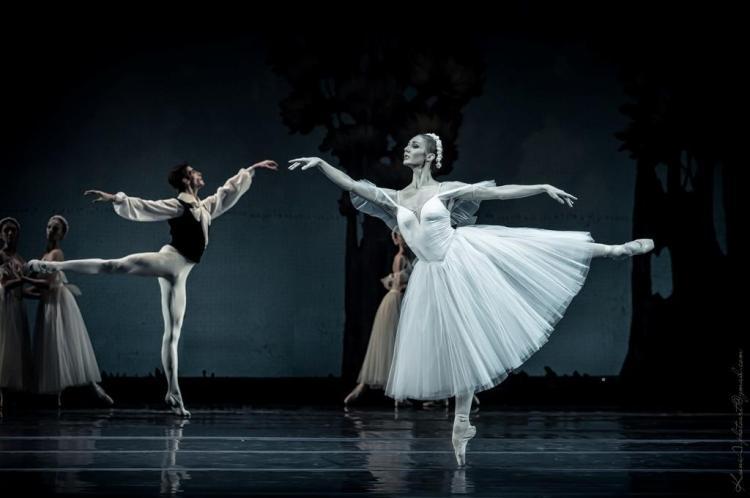 Шопениана, балет, опера Украины, Киев, афиша, лайфгид