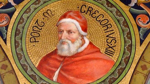 Григорий XIII, Папа Римский, календарь