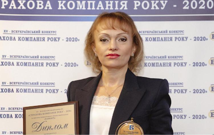 """""""Человек года–2020"""" в страховании – интервью лучших, Щербакова"""