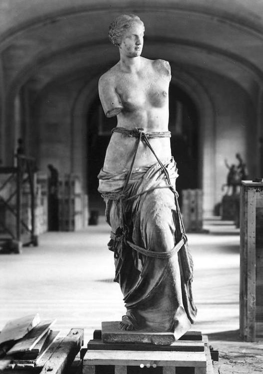 Лувр, Венера Милосская