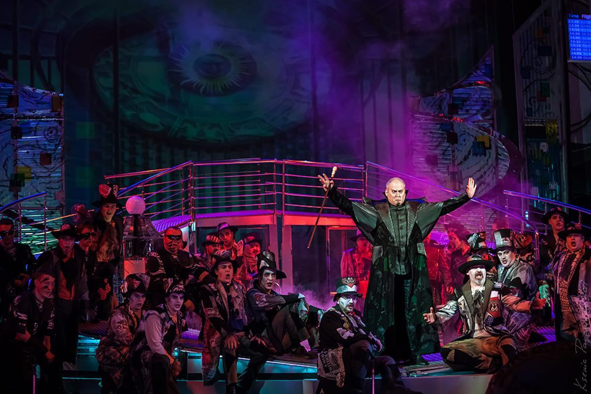 Национальная опера снова открыта! Афиша ближайших спектаклей