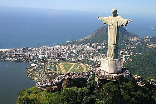 Статуя Христа-Спасителя, Рио-де-Жанейро