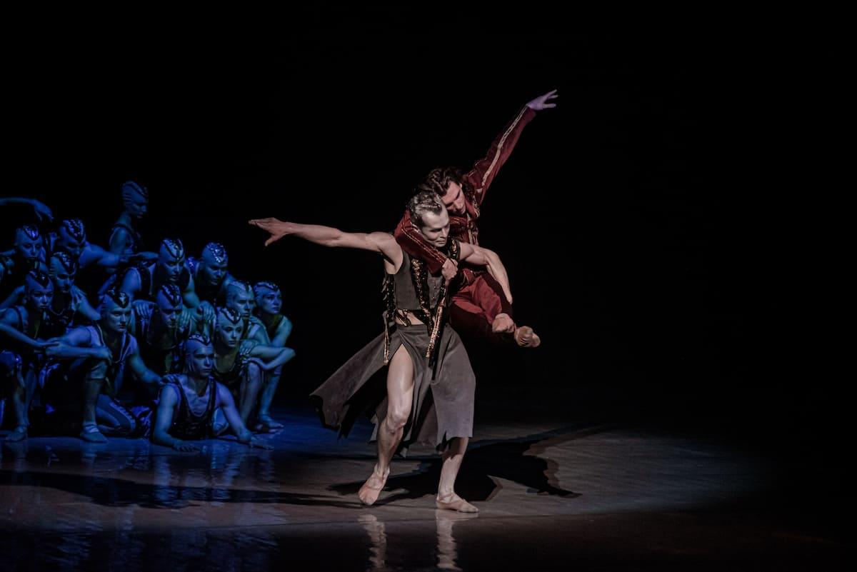 """Ад и Рай """"Данте"""" – божественная премьера в Национальной опере"""