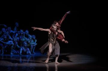 балет Данте, Нетруненко, Сухоруков