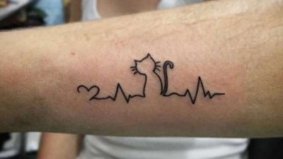 Tetovaža Na Zapešću Za Djevojčice Koja Piše S Prijevodom