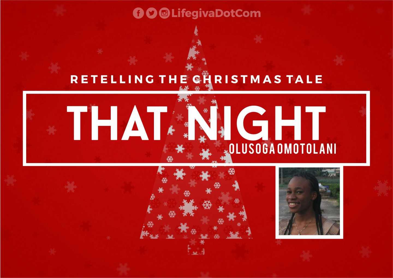 That Night - Olusoga Omotolani