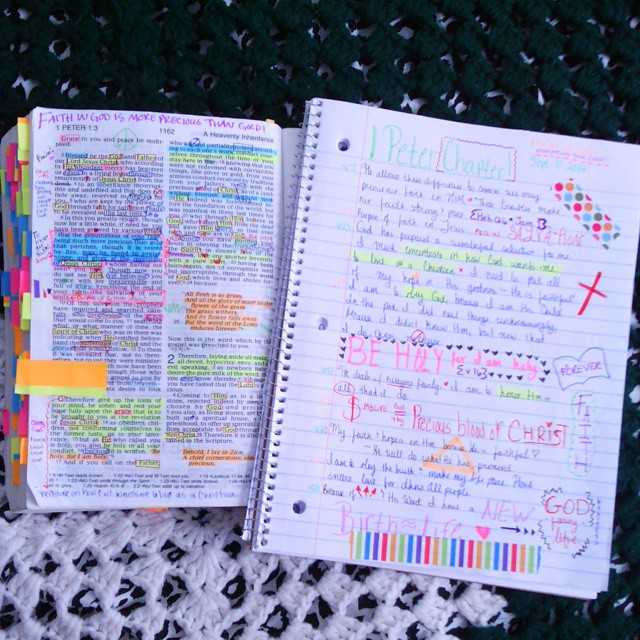 4 Things That Can Help With Bible Study