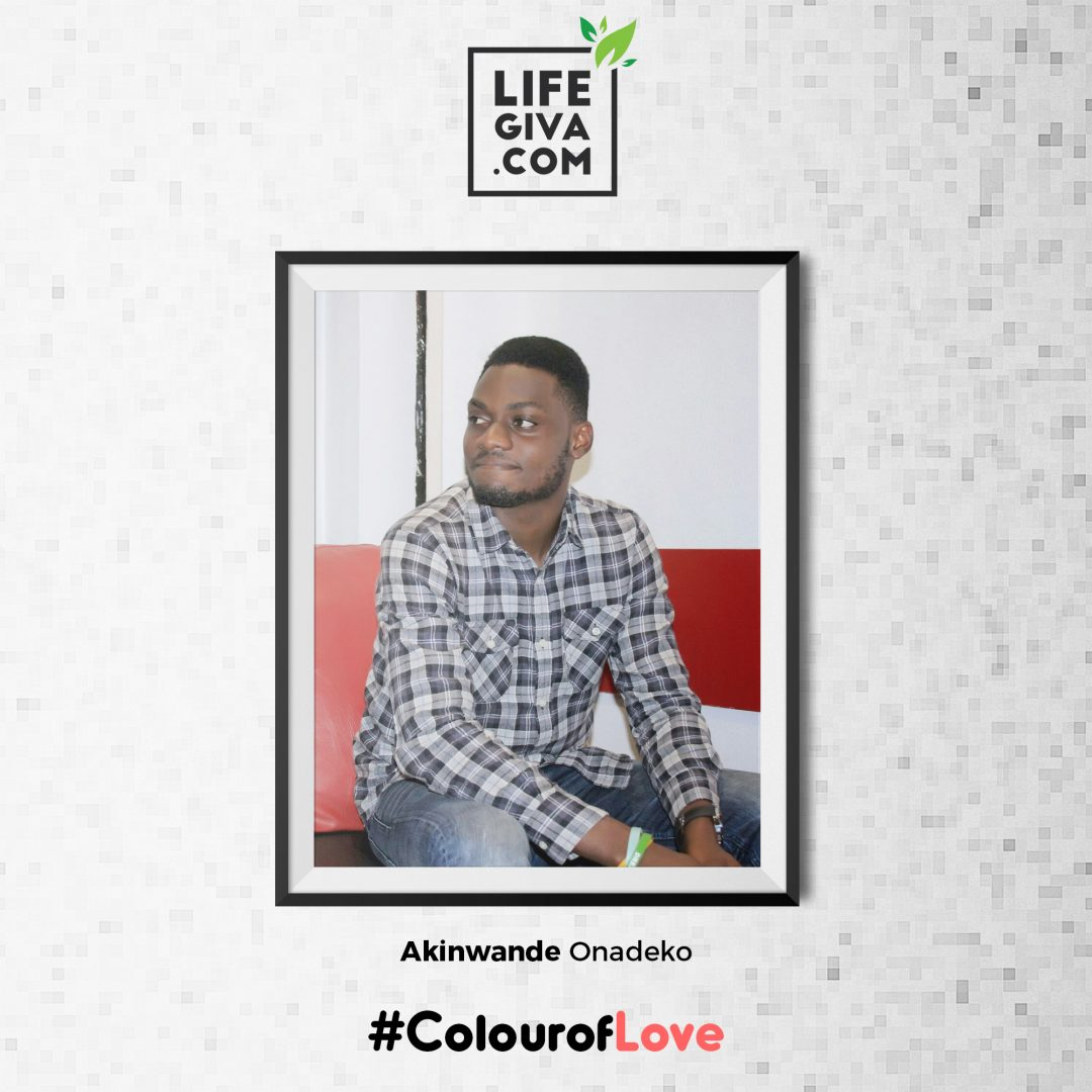 His Bloodstained Love - Akin Onadeko #ColourOfLove