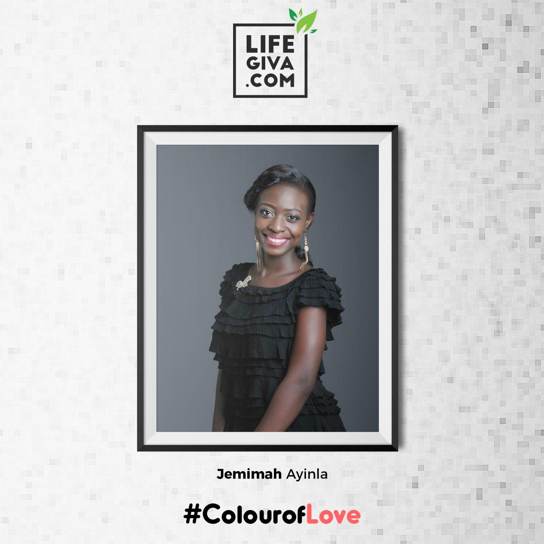 Dream Giver - Ayinla Jemimah #ColourOfLove