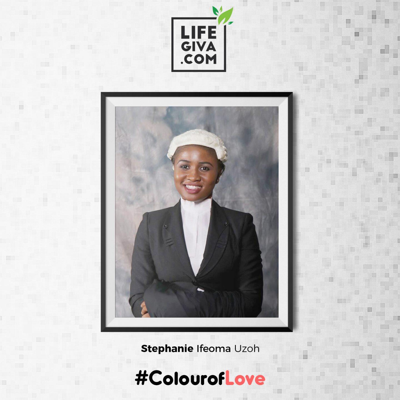 Ife - Uzoh Ifeoma #ColourOfLove