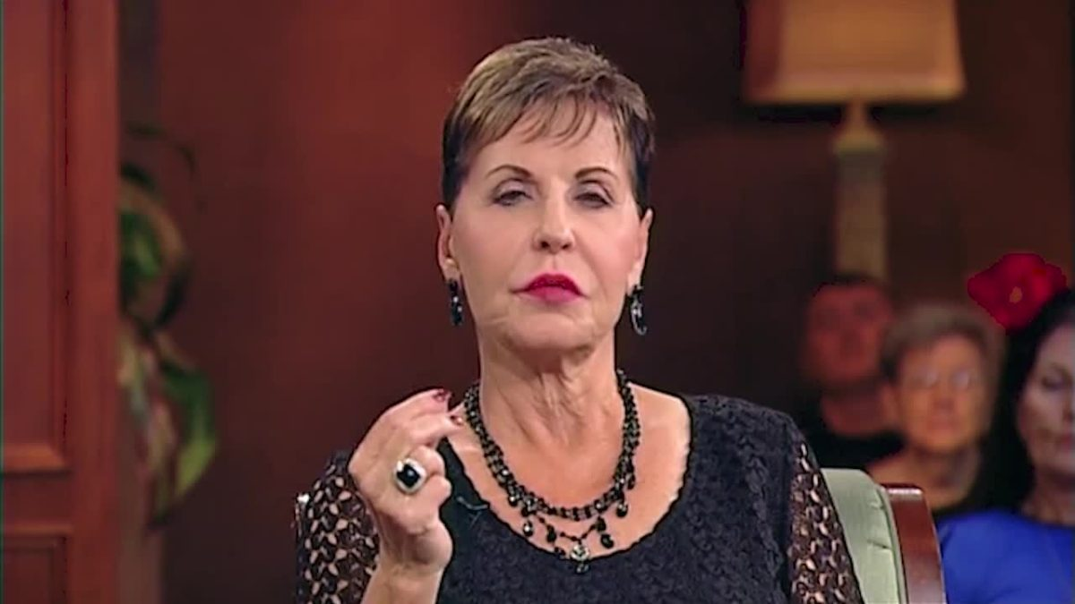 "Joyce Meyer: ""I'm Right On The Verge Of Going and Getting A Tattoo"""
