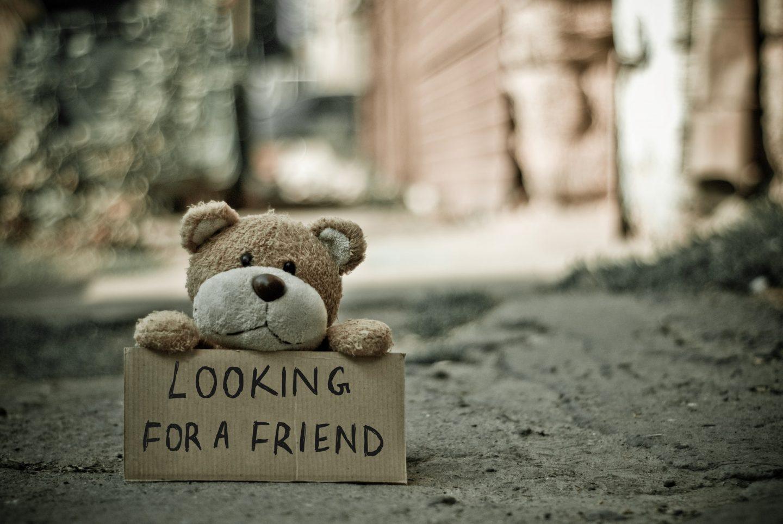 Never Walk Alone?