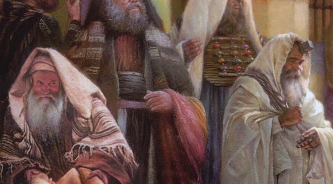 God's People, part 124: Sadducees