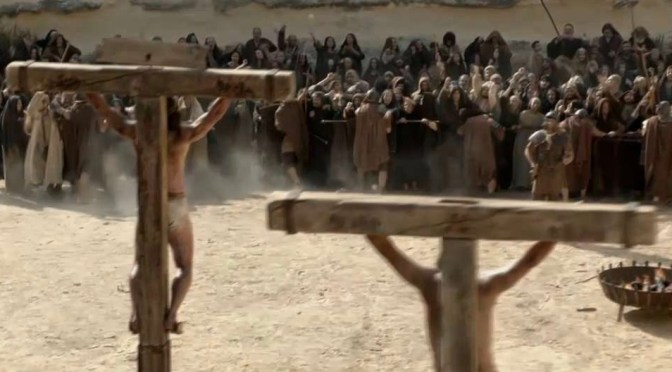 God's People, part 159: Crucifixion