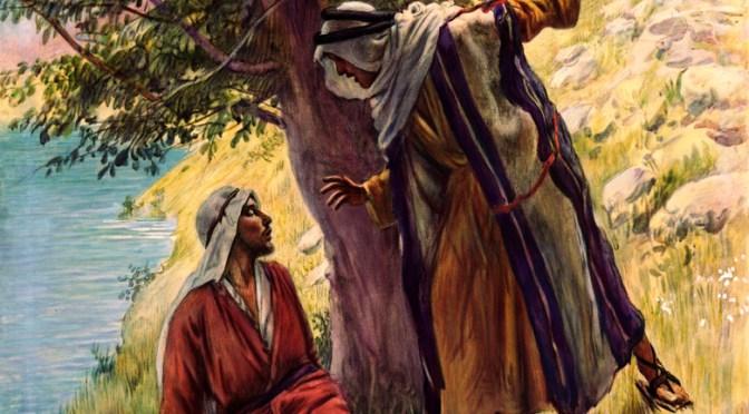 God's People, part 169: Nathanael