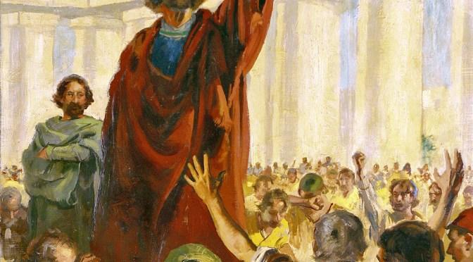 God's People, part 230: 3,000