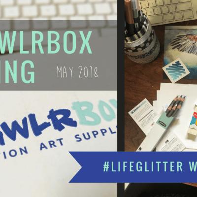 ScrawlrBox Opening – May 2018