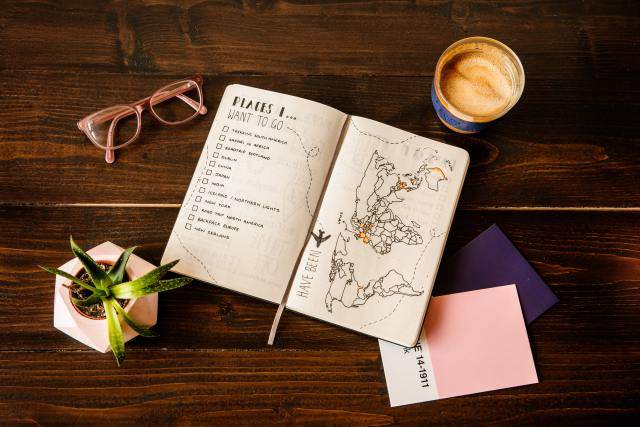why you should consider bullet journaling