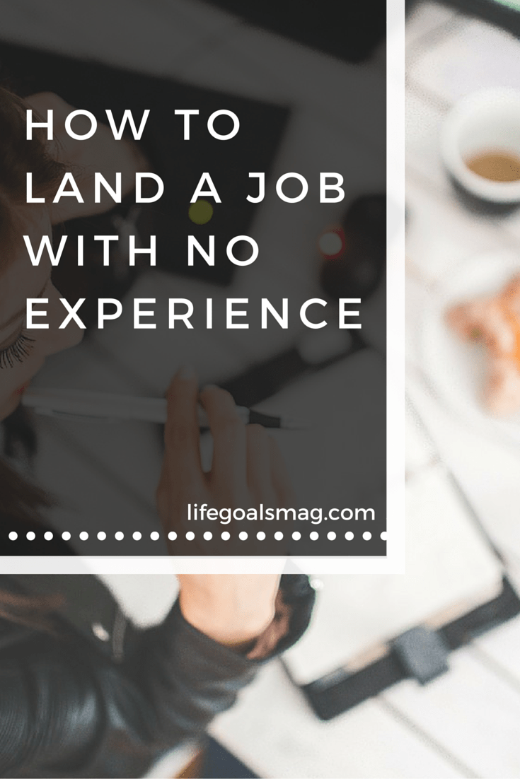 get-the-job-no-experience