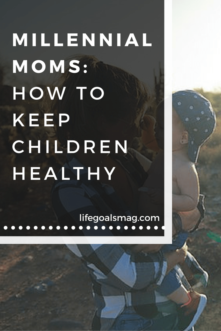 How to keep your children active and healthy | Millennial Moms