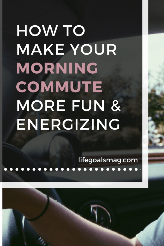how to have more energy on your morning commutes