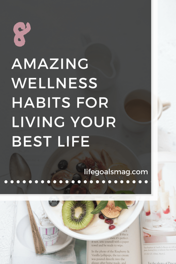 wellness tips for living a healthy lifestyle
