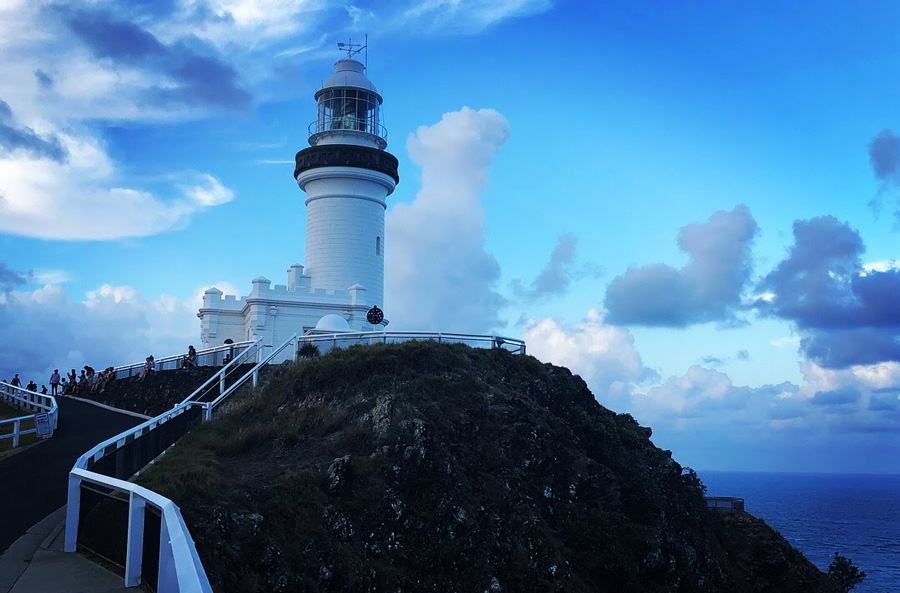 The Lighthouse in Byron Bay, Australia