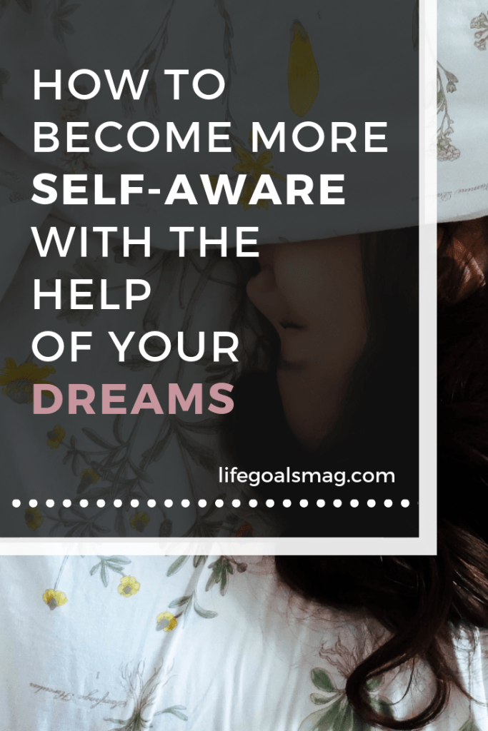 how to become more self-aware by learning from your dreams. intentional sleeping practices and what your dreams mean.